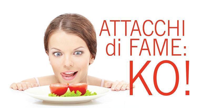 ATTACCHI DI FAME: K.O. !