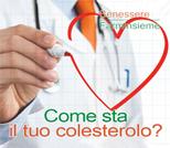 Autoanalisi del colesterolo in farmacia